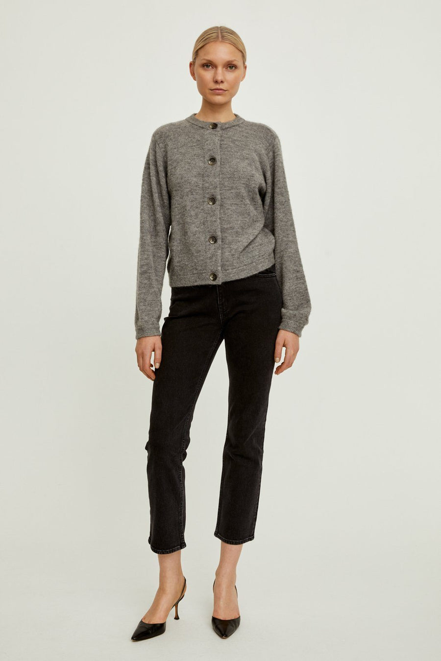 ELITA SWEATER - GREY