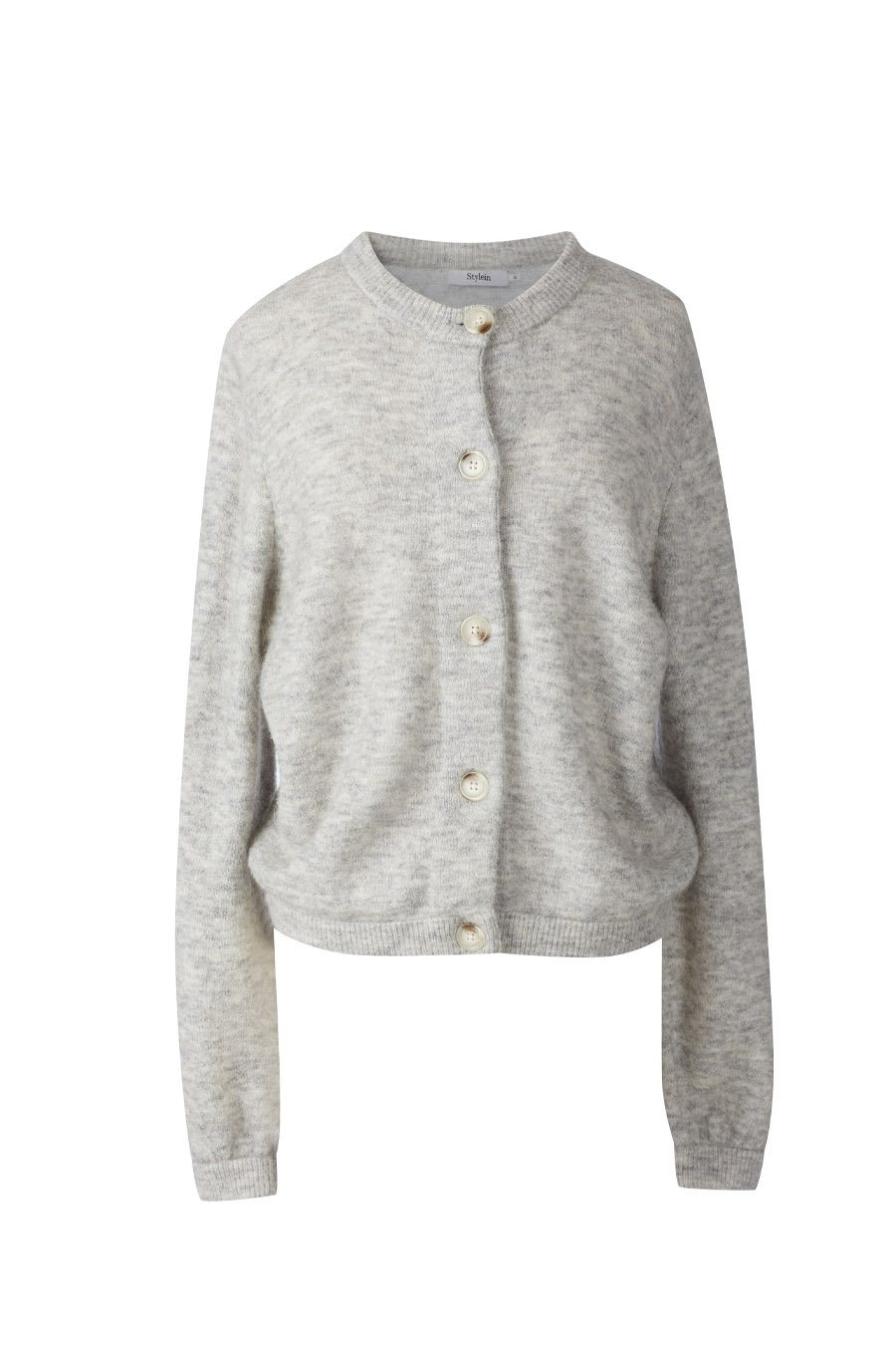 EZIO SWEATER - LIGHT GREY Knitwear Stylein