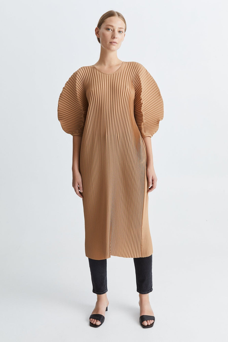 ISADORA DRESS - TERRACOTTA Dress Stylein