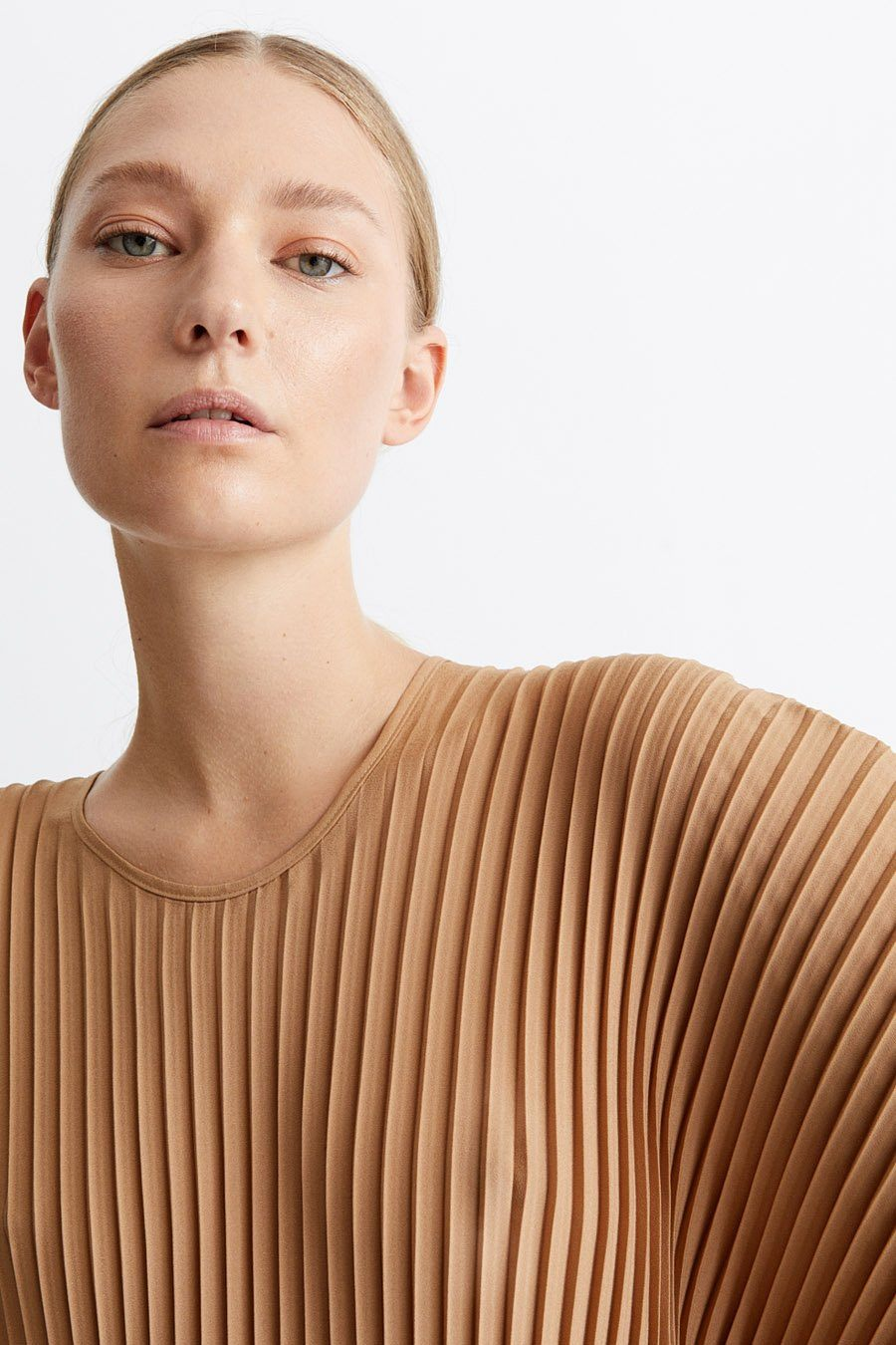 ISE TOP - TERRACOTTA Top Stylein