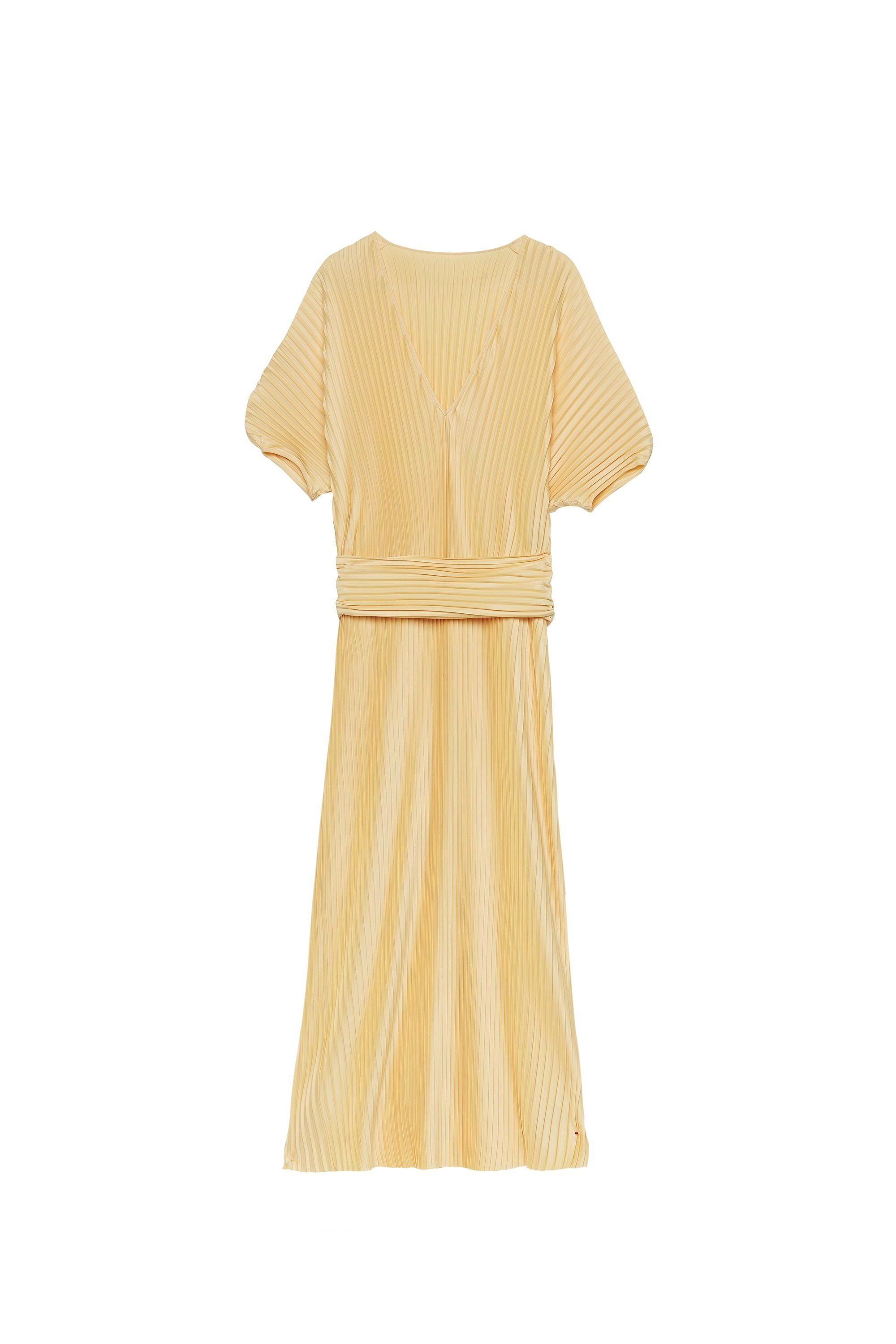 ITACHI DRESS - LIGHT YELLOW Dress Stylein