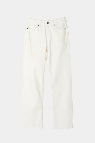 KENDALL DENIM - WHITE