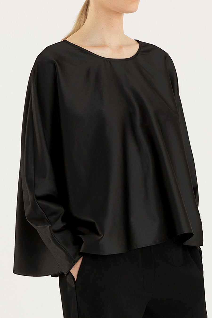 PAOLA TOP - BLACK
