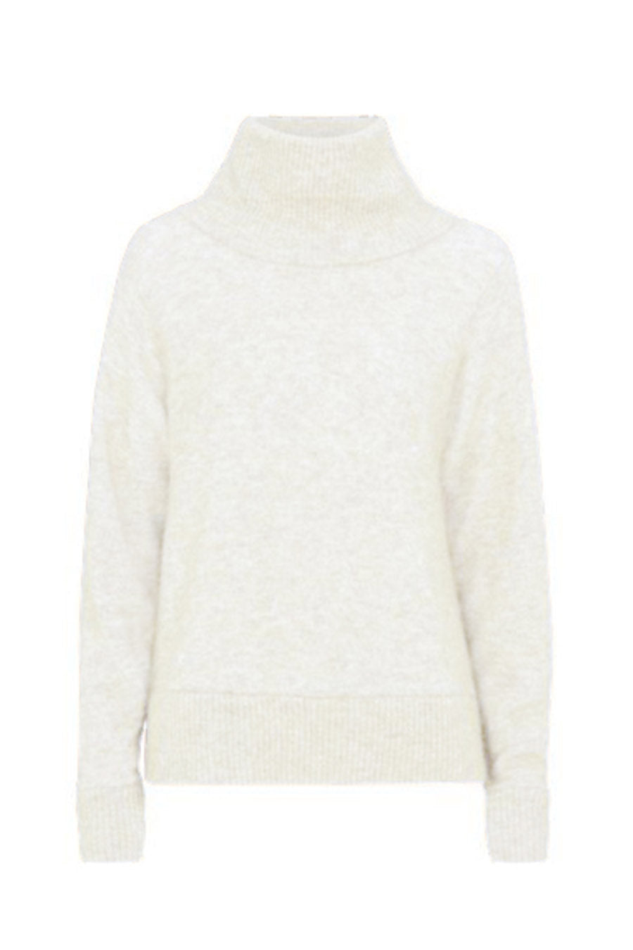 ELBE SWEATER - WHITE
