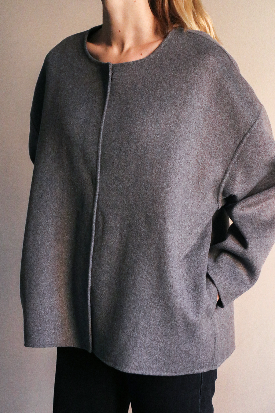 TALON JACKET - GREY