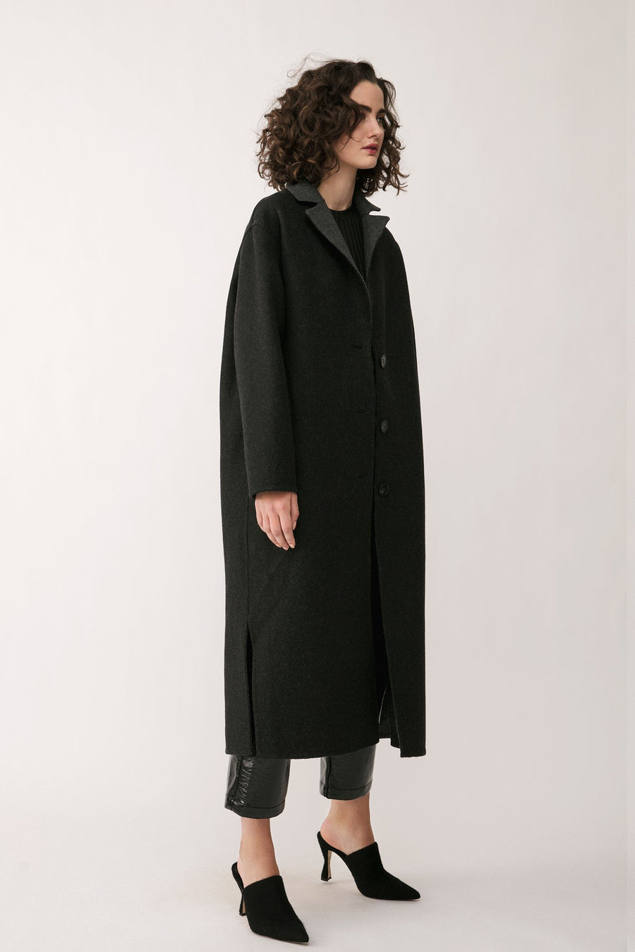 TERRA COAT - DARK GREY Coat Stylein
