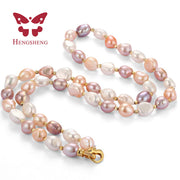 Baroque Pearl Necklace - Tokalene Jewelry