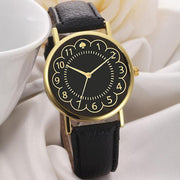 Black Quartz Wrist Watch - Tokalene Jewelry