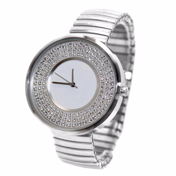 Water Resist Glittering Watch - Tokalene Jewelry