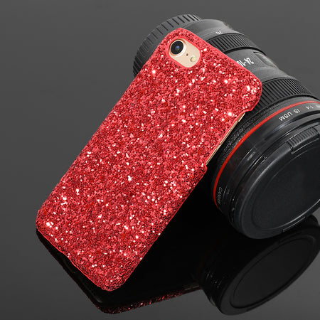 Glitter Powder Hard PC Phone Cover Cases - Tokalene Jewelry