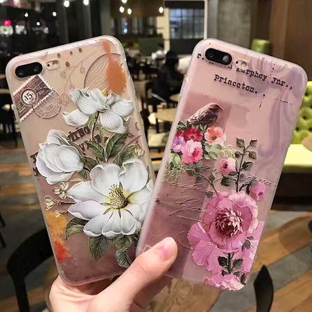 3d silicon phone cases - Tokalene Jewelry