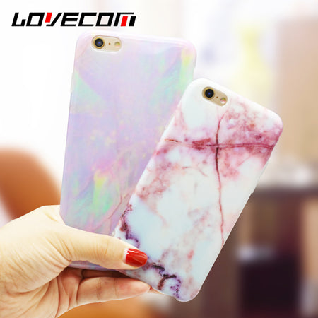 Granite Marble Texture Phone Case For iPhones - Tokalene Jewelry