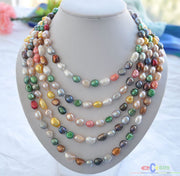 Freshwater Pearl Necklace - Tokalene Jewelry