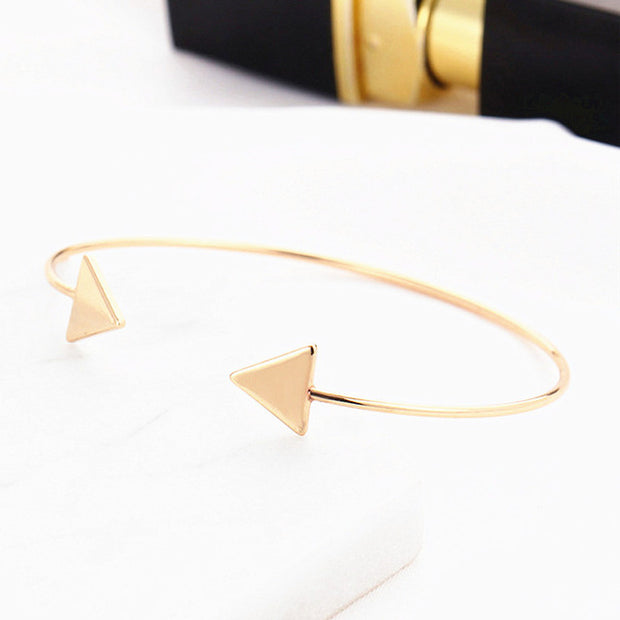 Punk Arrow Bangle - Tokalene Jewelry