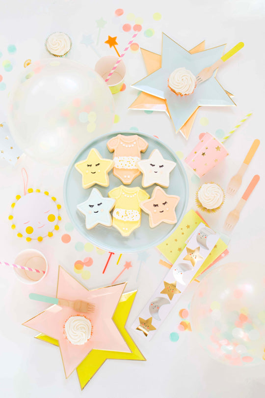 Gender Neutral Baby Shower Ideas With Twinkle Twinkle Little Party