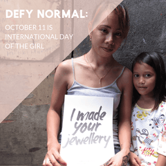 Today is the Day to Defy Normal