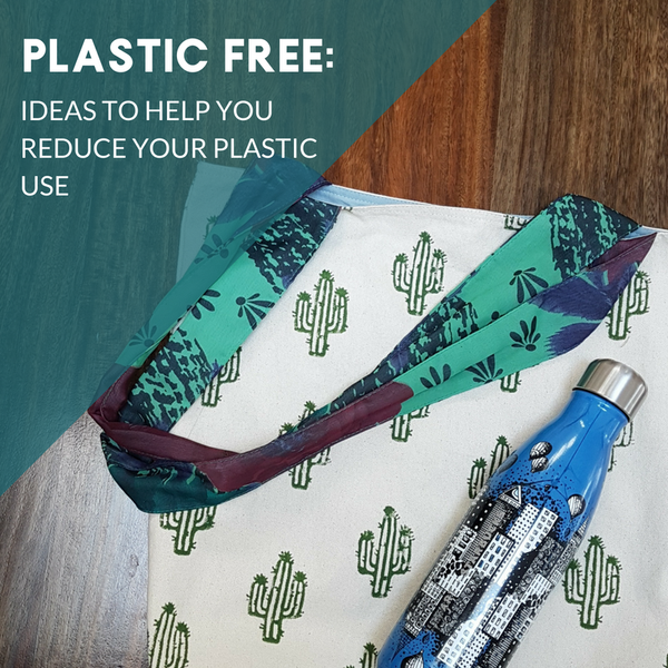 5 Quick & Easy Ways to Reduce Your Plastic Use