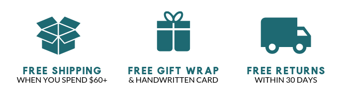 Free Shipping Gift Wrap Returns