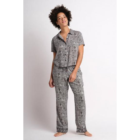 Pajamas - Shorts + Top Sleep Set