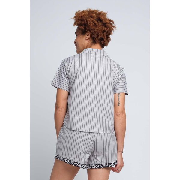 Gift Ideas -  Apparel Pajamas - Shorts + Top Sleep Set
