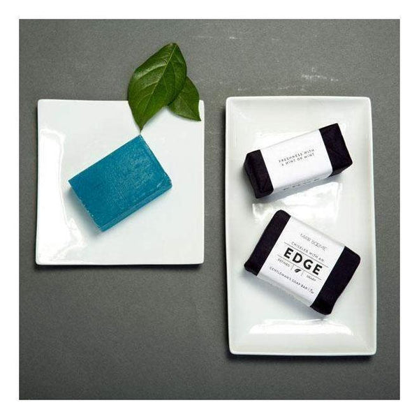 Gift Ideas -  Bath + Body Gentlemen's Soap Bar - Four Different Scents