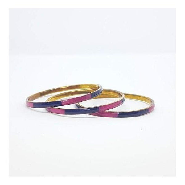 Gift Ideas -  Bracelets Nautical Bracelet Bangles - Set of Three