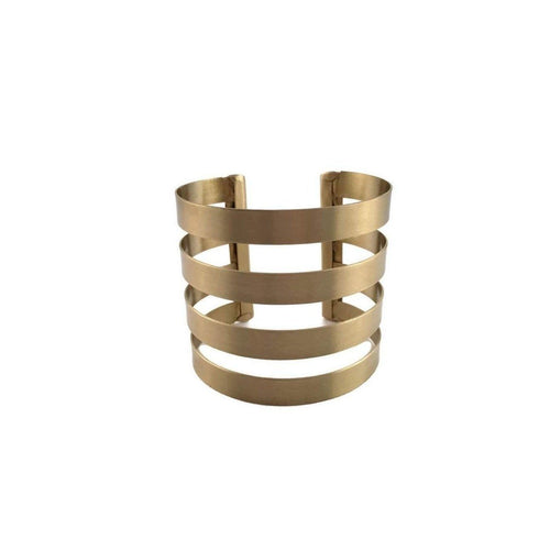 Gift Ideas -  Bracelets Simple Statement Cuff