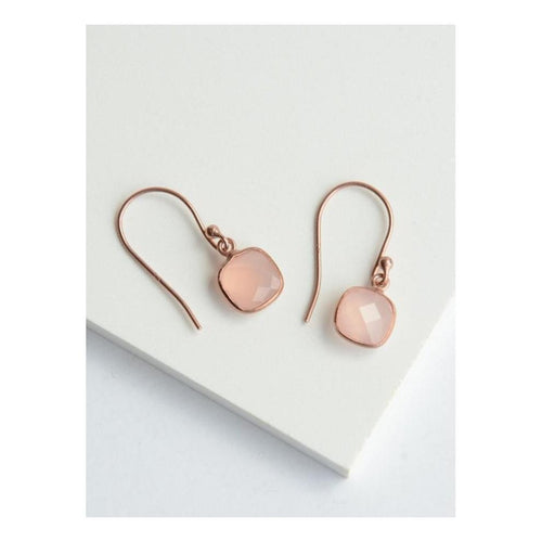 Gift Ideas -  Earrings Daybreak Rose Gold Earrings