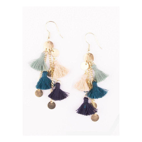 Gift Ideas -  Earrings Fringe Frenzy Earrings
