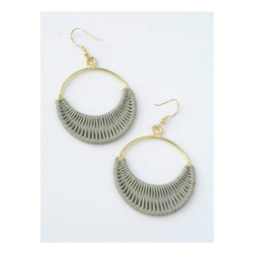 Gift Ideas -  Earrings Wrapped Rings Earrings