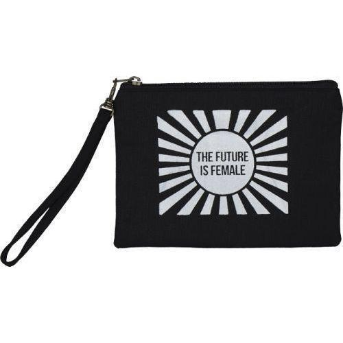 Gift Ideas -  Handbags + Clutches Feminist Wristlet Pouch - 3 Designs