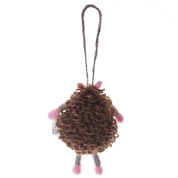 Gift Ideas -  Home Accents Alpaca Hedgehog Ornament