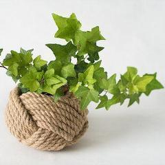 Luna Handwoven 3-Tiered Tree Bark Basket