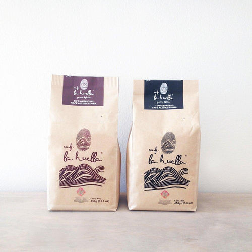 Gift Ideas -  Kitchen Cafe La Huella Medium Roast Coffee Beans - 450g
