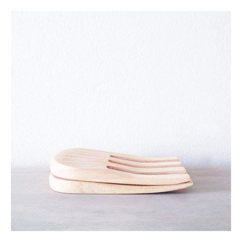 Gift Ideas -  Kitchen Jacaranda Wood Serving Forks