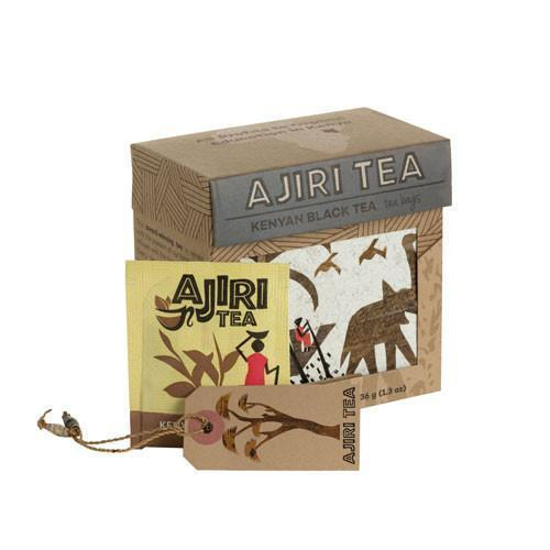Gift Ideas -  Kitchen Kenyan Black Tea (Tea bags)
