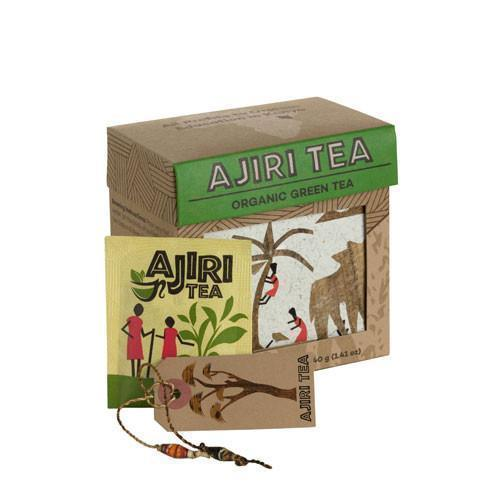 Gift Ideas -  Kitchen Kenyan Organic Green Tea (Teabags)
