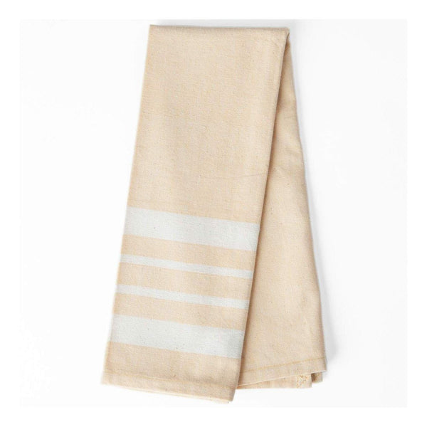 Gift Ideas -  Kitchen Pale Yellow Cotton Kitchen Towel