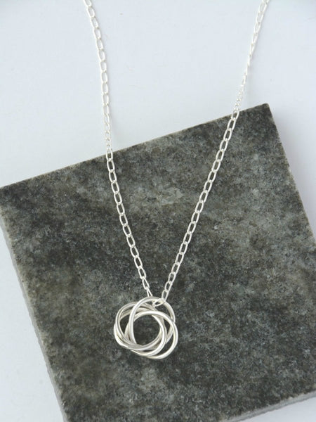 Gift Ideas -  Necklaces A Beautiful Mess Sterling Silver Necklace