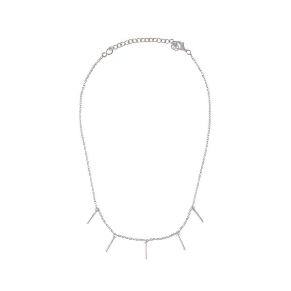 Gift Ideas -  Necklaces Belize Choker - Gold or Silver Toned