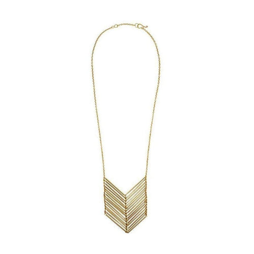 Gift Ideas -  Necklaces Chevron Necklace