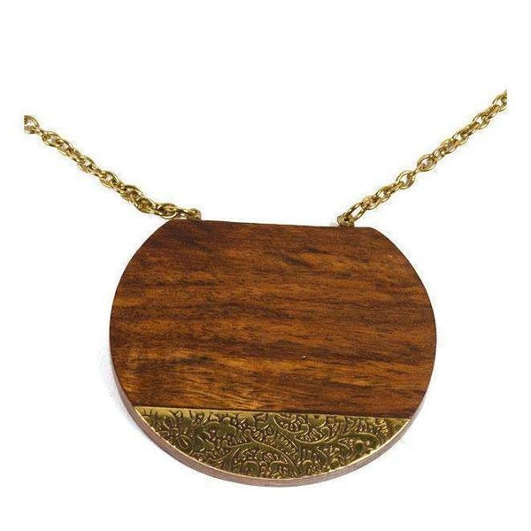 Gift Ideas -  Necklaces Earth and Fire Necklace