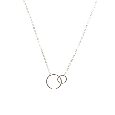 Fair Feminist 14k Gold Necklace