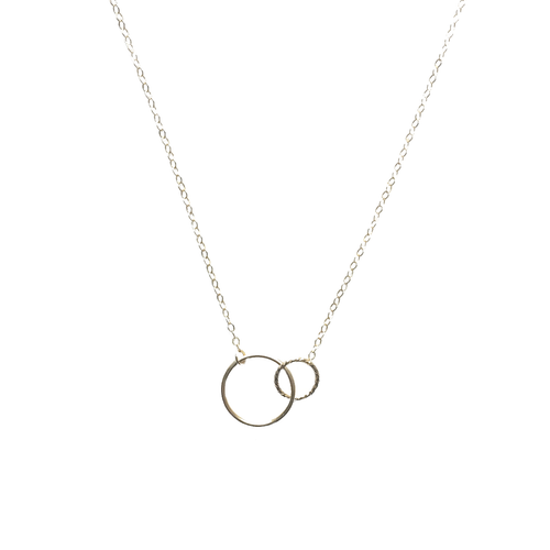 Gift Ideas -  Necklaces Friendship Circle Pendant Necklace