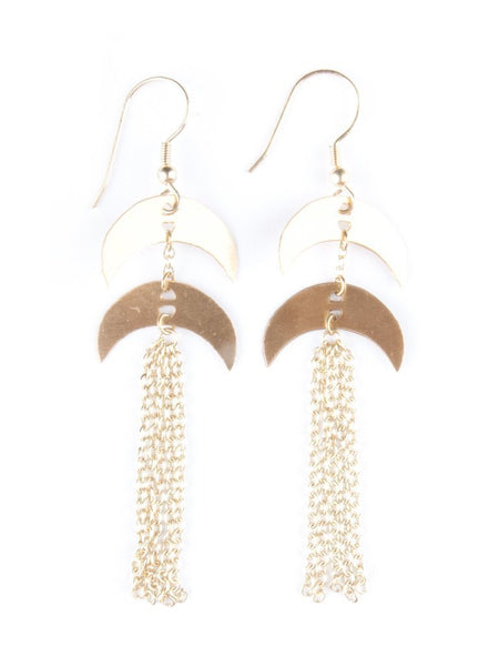 Nihira Tassel Earrings