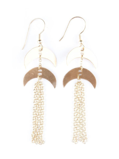 Gift Ideas -  Necklaces Twilight Tassel Earrings