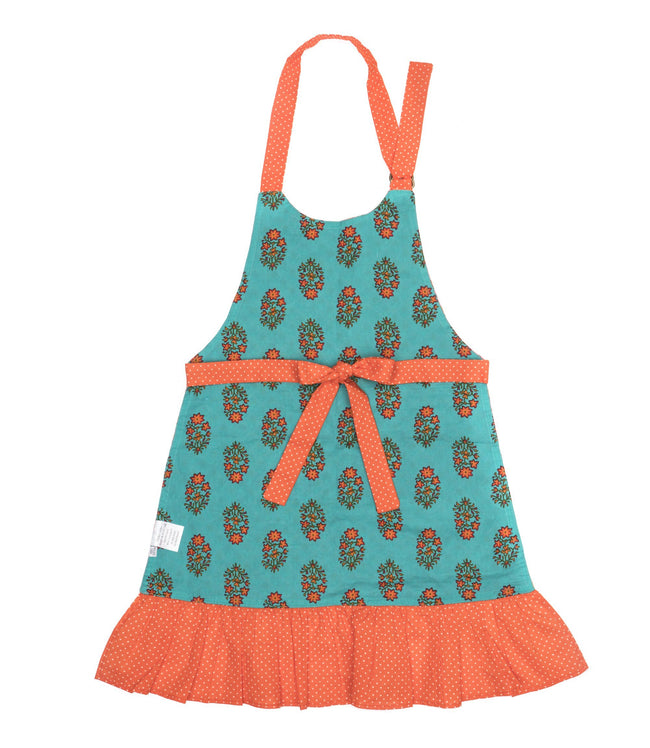 Gift Ideas -  Pretend + Dress Up Little Chef Apron - Ruffle