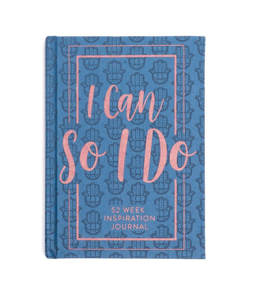 Gift Ideas -  Stationery + Office 52-week Inspirational Journal - Intention