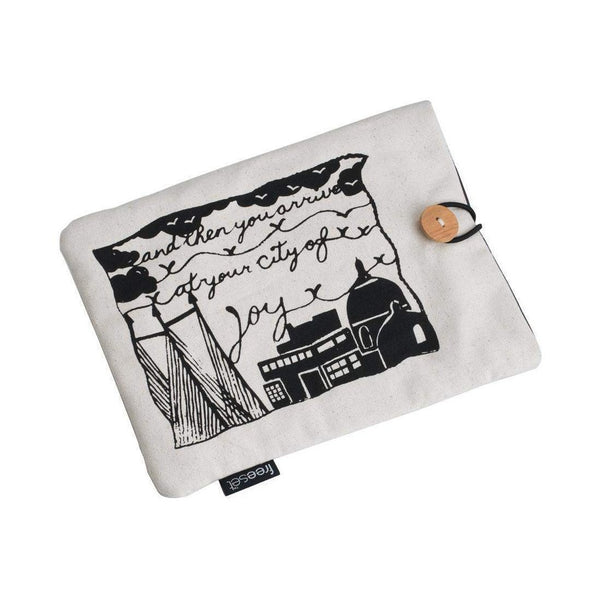 Gift Ideas -  Stationery + Office City of Joy iPad 2/3 Sleeve