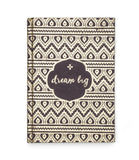 Gift Ideas -  Stationery + Office Metallic Message Journal - Dream Big